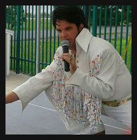 JimmyT as Elvis